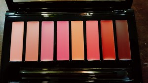 Maybelline Lip Gloss Palette